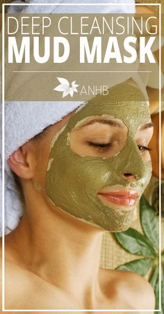 Deep Cleansing Mud Mask - All Natural Home and Beauty