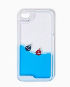charming charlie | Water & Sails iPhone 4/4s Case | UPC: 410007216357 #charmingcharlie