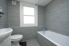 modern white grey bathrooms - Google Search