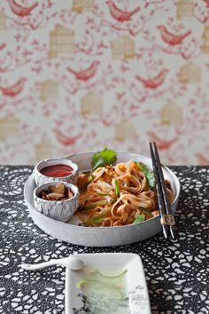 Tofu Pad Thai - Candice Kumai