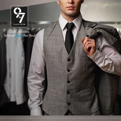 Money talks. Style doesn't. Visit: 9to7fashions.com #MensStyle #MensWear #Tailored #Chembur #9To7Fashions