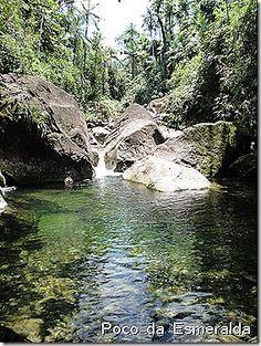 Um passeio que eu indico... Com direito a mergulho na Esmeralda! Serrinha do Alambari, Penedo - RJ