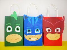 Para imprimir PJ máscaras cumpleaños fiesta por CreativePartyStudio