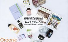 Rock autumn with a wellness box to keep you going and glowing through the season. Packed with more than $448 worth of goodies for just $129+ free shipping!