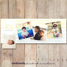 #facebooktimeline #photographers #template, This design is currently #FREE at facebook.com/cardcandy