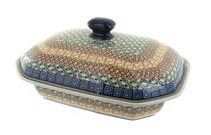 Polish Pottery Athena Medium Covered Baking Dish -- Find out more about the great product at the image link.