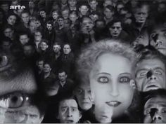 Maria and the rebellion from METROPOLIS
