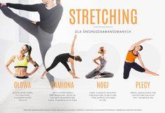 Stretching dla średniozaawansowanych Poster On, Stretching, Health Fitness, Sports, Movies, Movie Posters, Hs Sports, 2016 Movies, Film Poster