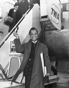 James Baldwin January 1963 James Baldwin's influential collection of essays The Fire Next Time is published. Jim James, James Arthur, James Baldwin Quotes, Unexpected Relationships, Native Son, African American Culture, Black Authors, Essayist, Soul On Fire