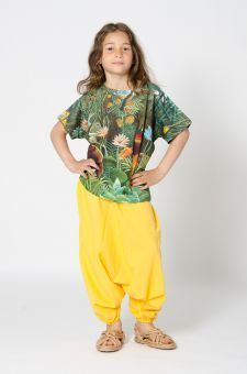 Shampoodle Bollywood Pants yellow