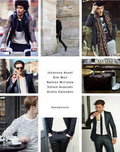 Grid Layout / ZARA / Lifestyle photos / #emailmarketing