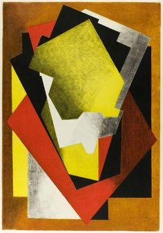 Composition (1928) by Jacques Villon