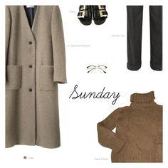 """Sunday"" by amberelb ❤ liked on Polyvore featuring Isabel Marant, La Garçonne Moderne, Michael Kors, Mawi, CÉLINE, Retrò and modern"