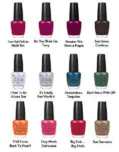 Nail Polish Brands   Nail Design 2012,Beauty Nail Design for Women: Nail Polish Brands 2011