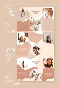 Discover recipes, home ideas, style inspiration and other ideas to try. Collage Instagram, Instagram Feed Layout, Instagram Post Template, Feeds Instagram, Story Instagram, Instagram Design, Instagram Feed Ideas Posts, Flux Instagram, Instagram Grid