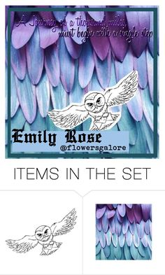 """*dies*"" by flowersgalore ❤ liked on Polyvore featuring art"