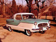1960 Nash Metropolitan #cars