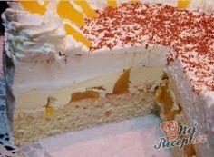 Šlehačkové šátečky bez kynutí | NejRecept.cz Homemade Vanilla Extract, Vanilla Cake, Camembert Cheese, Cheesecake, Food And Drink, Cooking Recipes, Florida, Yummy Food, Sweets