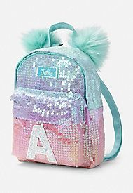 Ombre Initial Mini Backpack