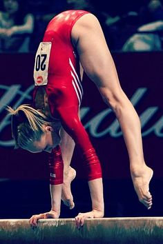 Nastia Liukin God I remember thinking I wanted to be just like her when I was a kid!
