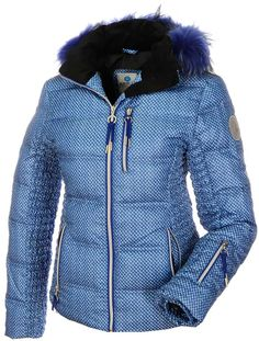women's ski jacket | Luhta Idalina Women's Ski Jacket - Packyourbags Travel Store