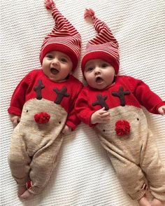 cb8ad6263b Newborn Baby Boys Girl Christmas Rompers Long Sleeve Deer Romper Jumpsuit  Sleepwear Party Costume Baby Clothes