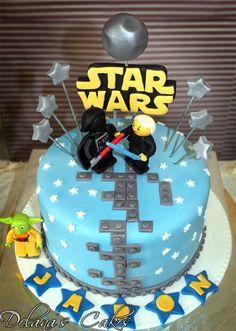 Starwars cake...