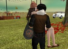 what  romantic spring moments with our love ones in a country music concert..hope to do it more again...