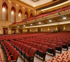 Peabody Opera House. Peabody Opera House St. Louis, Missouri: Seating: Founded as the Kiel Opera House in 1934, the opera house operated until 1991, closing its doors while the adjacent Kiel Auditorium was demolished. The owners promised that the Opera House would reopen after an extensive renovation. This planned renovation, however, did not happen until new owners and a 2009 vote to subsidize the renovation from the St. Louis Board of Aldermen.