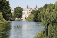 View of Whitehall from the Blue Bridge in St. James's Park, London.    Google Image Result for http://www.walklondon.com/london-walks/walk-london-images/royal-london/st-james%27s-park-att2.jpg