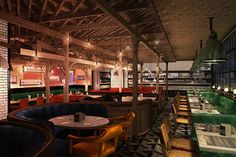 Drake Hotel Properties' first stand-alone restaurant, Drake One Fifty, is set to open in August in a converted bank building.
