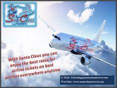 Santa Claus Travel Egypt  Contact us now: ticketing@santaclaustravel.com Christmas Offers, Best Airlines, Airline Tickets, Egypt, Santa, Travel, Air Flight Tickets, Viajes