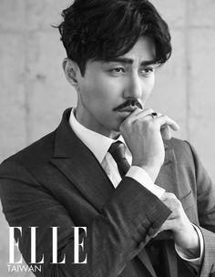차승원 엘르 대만 화보 / Cha Seungwon ELLE Taiwan