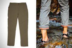 Granite Camp Pants By Western Rise
