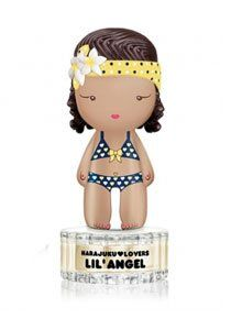 Harajuku Lovers Sunshine Cuties Lil Angel FOR WOMEN by Gwen Stefani  033 oz EDT Spray -- BEST VALUE BUY on Amazon #HarajukuFashion