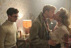 Dane DeHaan and Daniel Radcliffe in Kill Your Darlings