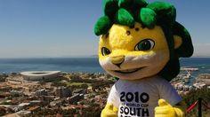 Copa Mundial de la FIFA: mascotas oficiales