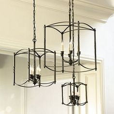 Carriage House Chandeliers - great price too!!!