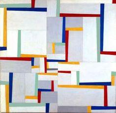 Fritz Glarner Relational Painting 9 Fritz Glarner WikiArtorg