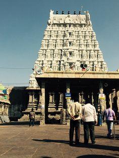 An extraordinary Shiva Temple #Thiruvannamalai