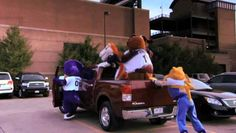 """""""Rite of Passage"""" (2010): As Dinger continues to grow up, it's important that he continues to be responsible."""
