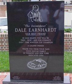 Jayski's® NASCAR Silly Season Site - Earnhardt Tribute