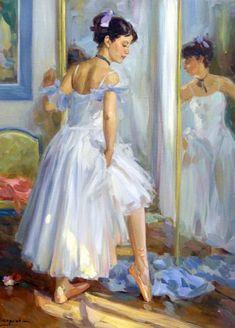 Перед зеркалом | Меларус АРТ