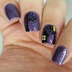 """WEBSTA @ nailstorming - piCturepOlish """"Chance"""" available for purchase from @Color4Nails--Products used:Base: """"Chance' piCturepOlishAcrylic paintBrushes: @whatsupnailsTop coat: Hk girl @glistenandglow1"""