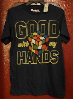 Rubik's Cube Tee Shirt