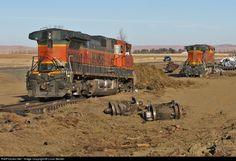 Work Train, Train Set, Abandoned Train, Abandoned Places, Bnsf Railway, Train Truck, Burlington Northern, Rail Car, Old Trains
