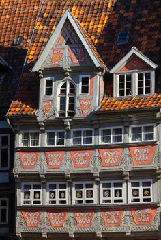 Quedlinburg /Germany / UNESCO WORLD HERİTAGE LİST