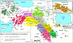 map of kurdistan Kurdistan, Historical Maps, Historical Pictures, Turkey History, Asia Map, Physical Geography, Cradle Of Civilization, Prehistory, Cartography
