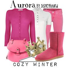 Aurora, created by lalakay on Polyvore
