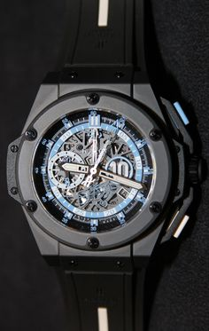 Hublot King Power Diego Maradona Limited Edition Watch